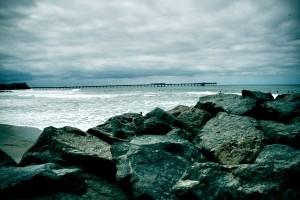 Ocean Beach, San Diego by Karma McCartney
