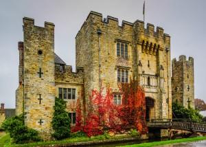 Hever Castle - Beverly Goodwin