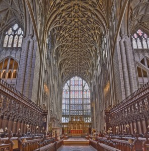 Gloucester Cathedral - Michael D Beckwith