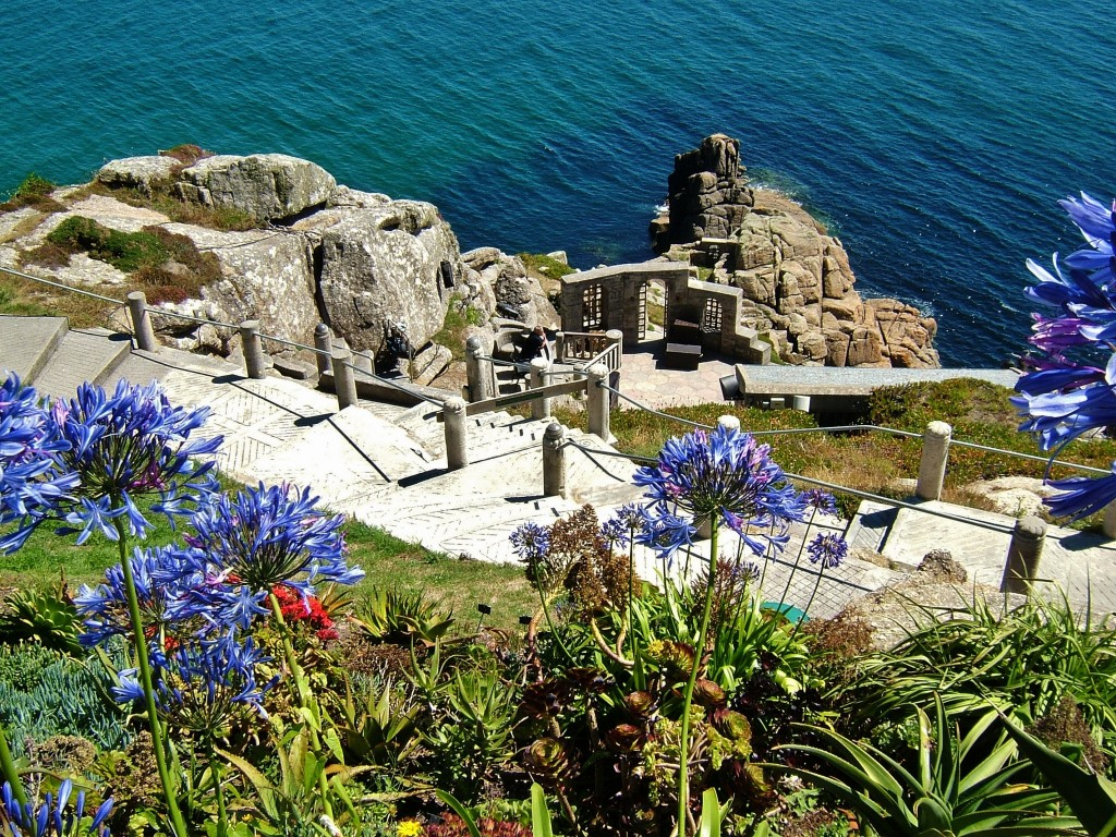 The Minack Theatre, Penzance, Cornwall.