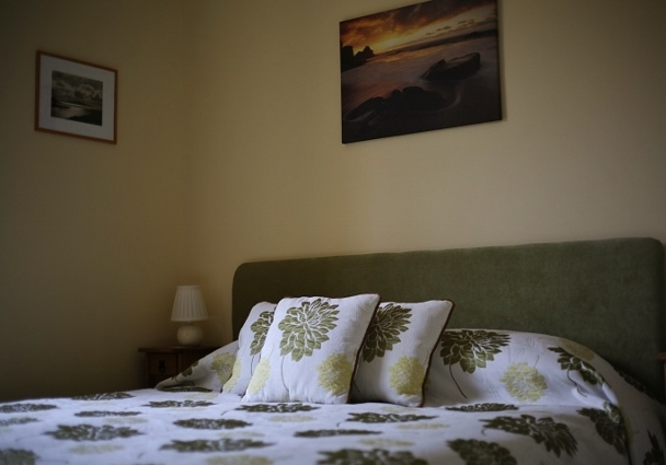 Comfortable and spacious rooms at Rua Reidh. Lighthouse.